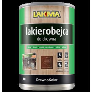 FARBA DO DREWNA - LAKIEROBEJCA 0,8l