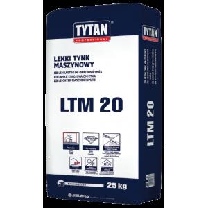 LTM20 lekki tynk maszynowy