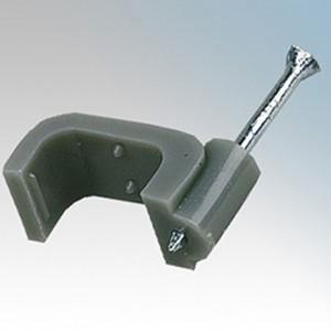 KLIP SZARY - 2.5mm