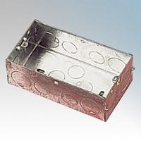 Metalowa Puszka Podwójna 47mm