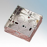 Metalowa Puszka Pojedyncza - 25mm