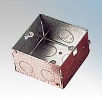 Metalowa Puszka Pojedyncza - 47mm