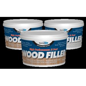 2 składnikowa masa szpachlowa do drewna - 275ml