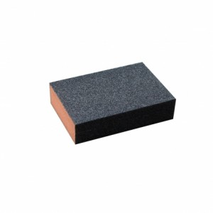 Abrasive sponge (5 sponges). 70x100x25mm