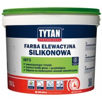 IS73 SILICONE FACADE PAINT