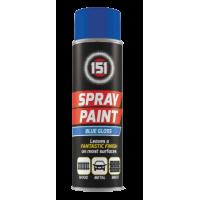 Farba w Sprayu - Niebieska Połysk 250 ml