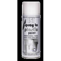 Farba w Sprayu - Połysk Biała - 400 ml